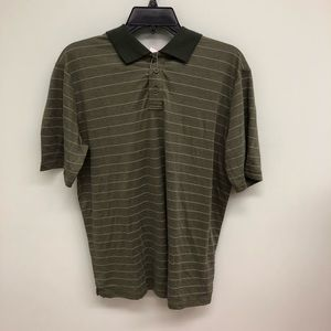 Kirkland Men's Polo: Olive (PM2070)